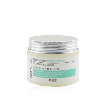 Lab+ Triple Water Rich Gel Cream Hydration & Moisture (For All Skin Types) 245807