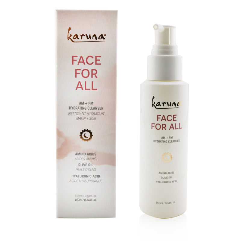 Face For All Am + Pm Hydrating Cleanser 245845