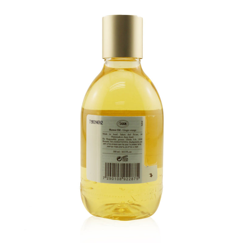 Shower Oil Ginger Orange (Plastic Bottle) 245918
