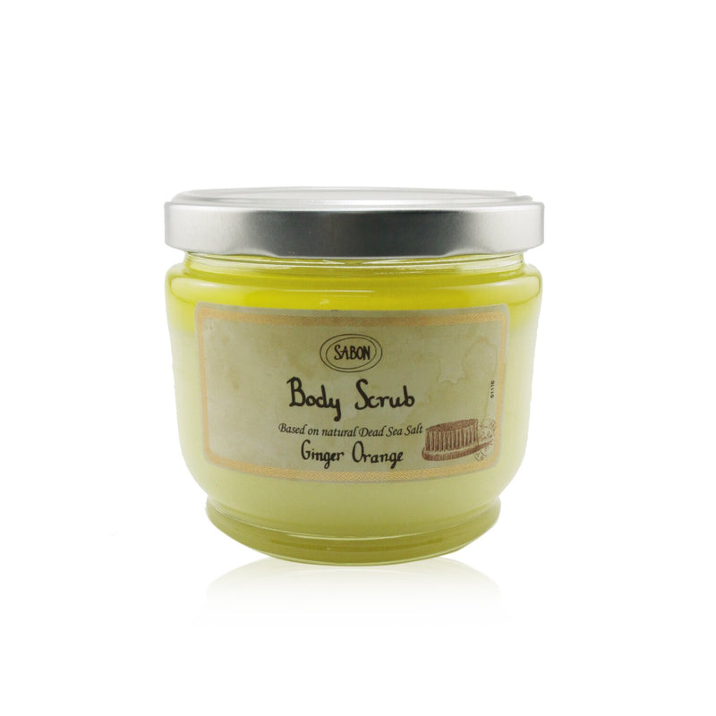Body Scrub Ginger Orange 246000
