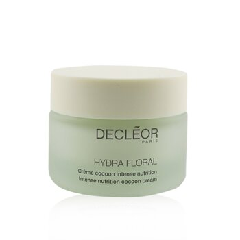 Hydra Floral Marjoram Intense Nutrition Cocoon Cream - Dry to Very Dry Skin - Decleor - Frenshmo