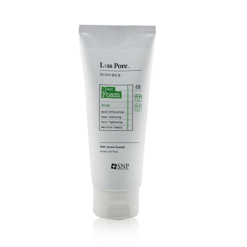 Snp Less Pore Clean Foam 246134