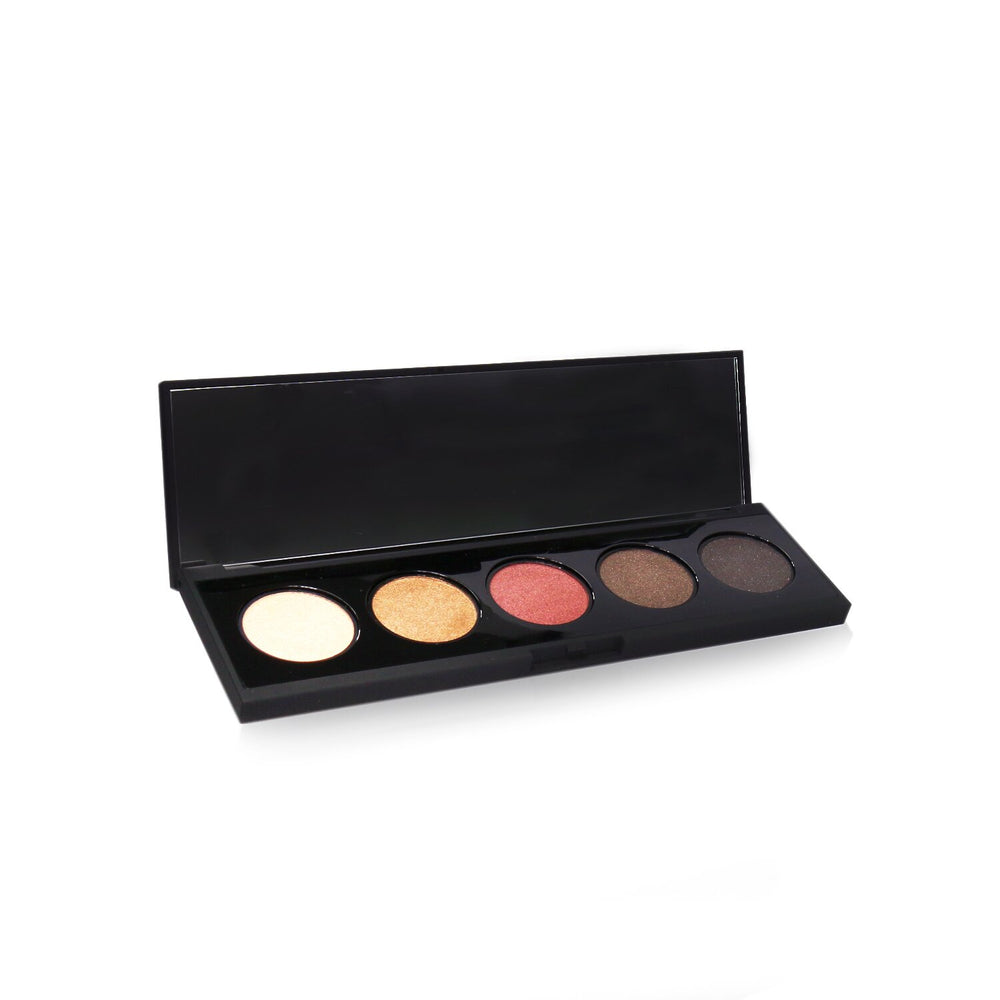 Load image into Gallery viewer, Bounce & Blur Eyeshadow Palette (5x Eyeshadow) # Dusk 246380