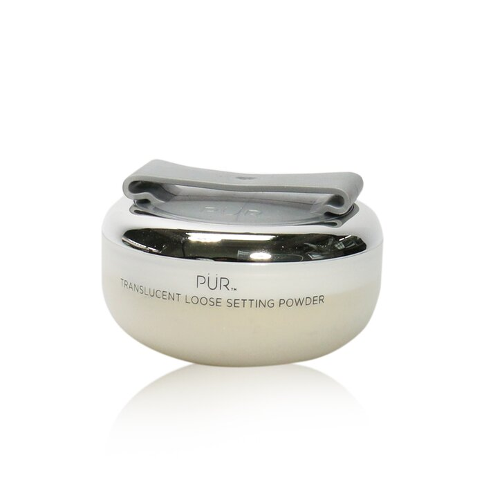 Translucent Loose Setting Powder With Built In Sponge