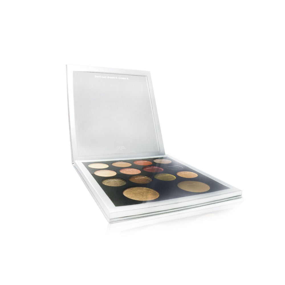 Load image into Gallery viewer, Creator Face Palette (12x Eyeshadow, 1x Bronzer, 1x Highlighter) 246514