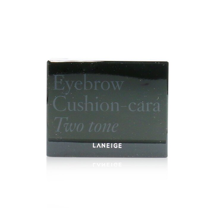Eyebrow Cushion Cara # No. 1 Two Tone Gray (Gray Brown/ Khaki Brown) 246629