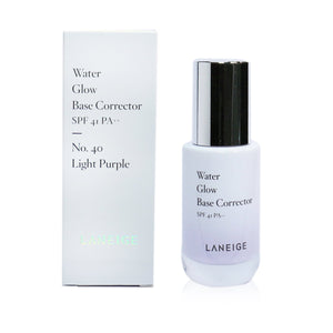 Water Glow Base Corrector Spf 41   # No. 40 Light Purple