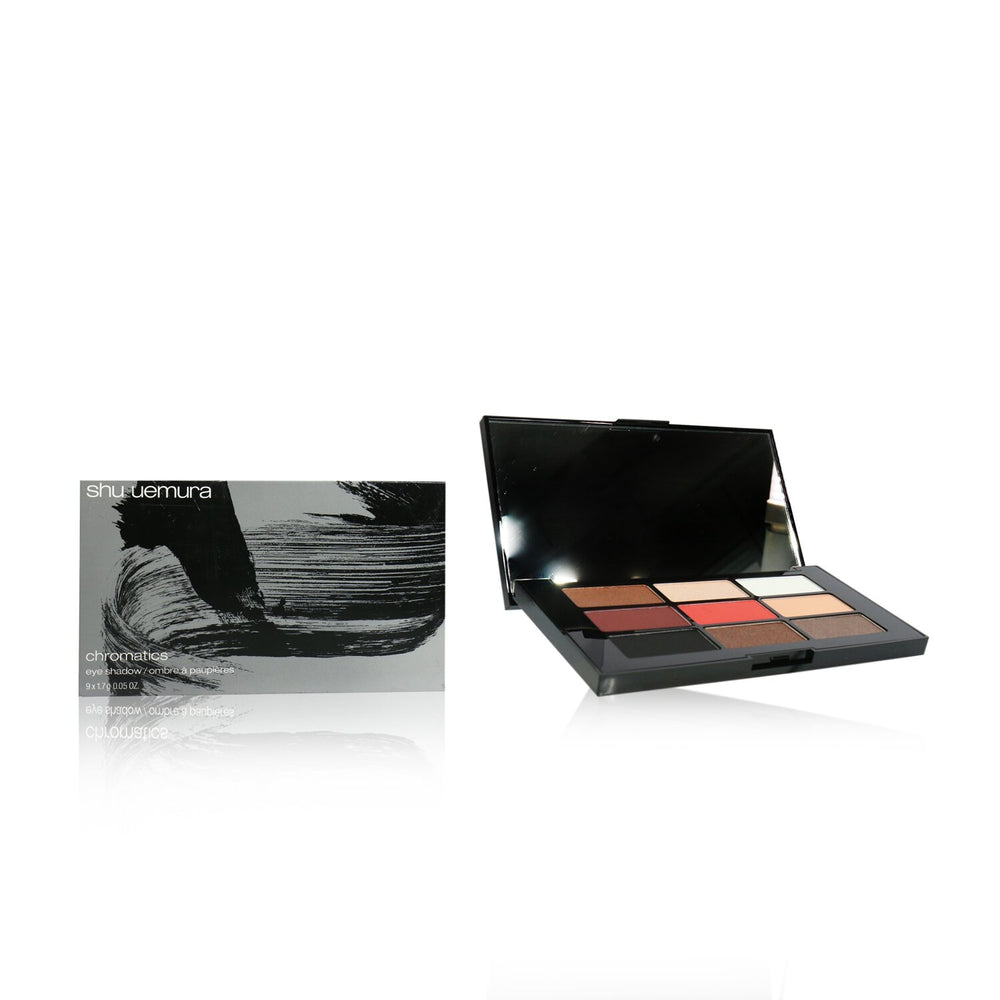Load image into Gallery viewer, Chromatics Eyeshadow Palette (9x Eyeshadow)   # Tokyo Red