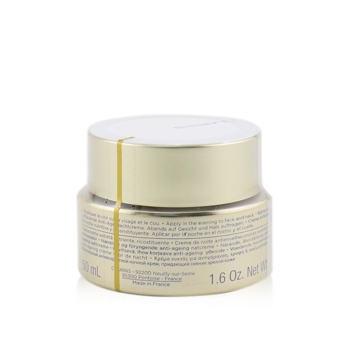 Nutri Lumiere Nuit Nourishing, Rejuvenating Night Cream