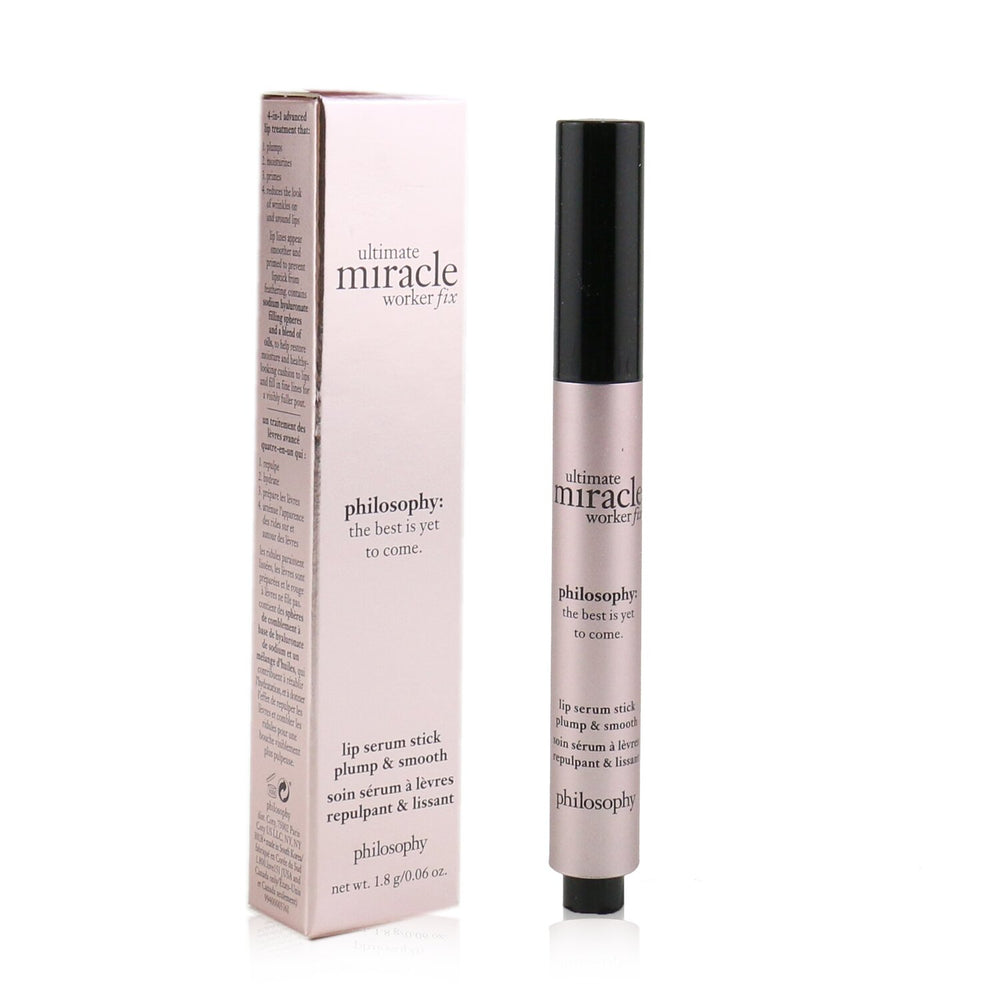 Ultimate Miracle Worker Fix Lip Serum Stick Plump & Smooth 248307