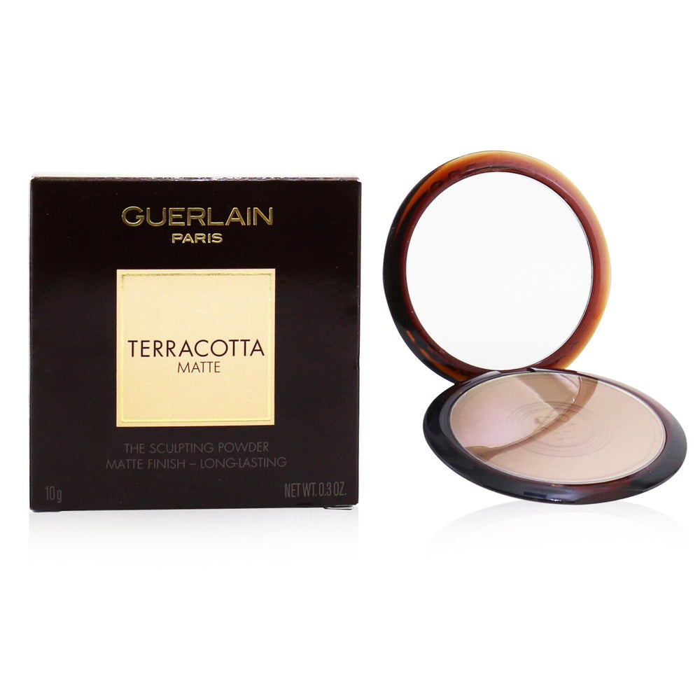 Terracotta Matte Sculpting Powder # Deep 249217