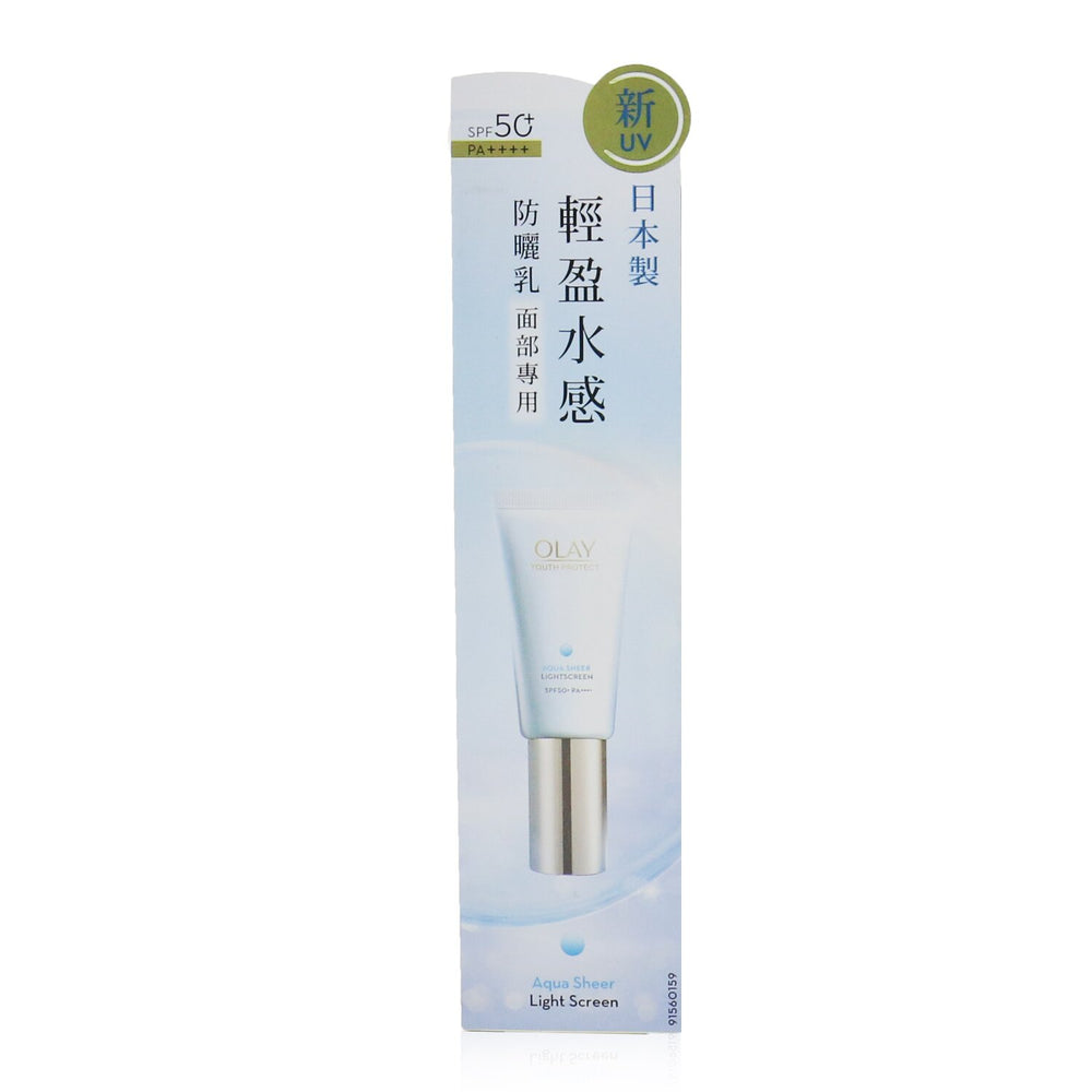 Aqua Sheer Spf 50+ Pa++++ Light Screen 249597