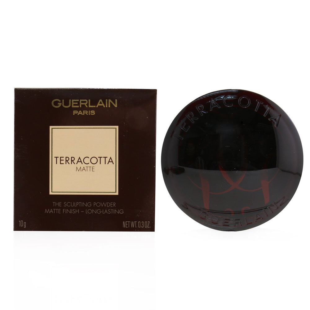 Terracotta Matte Sculpting Powder # Medium 249858
