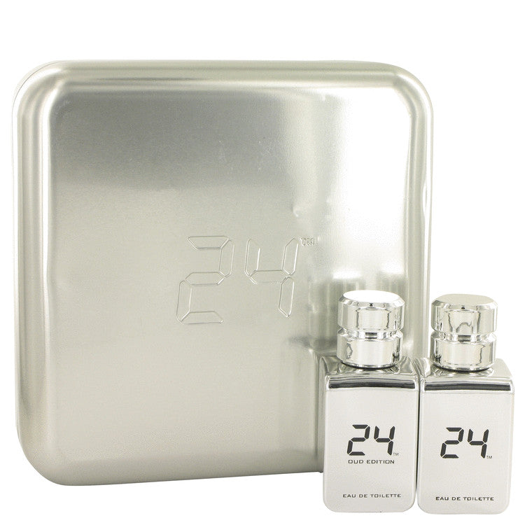 24 Platinum The Fragrance Gift Set By Scent Story