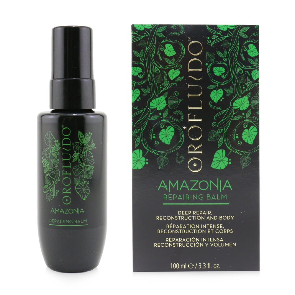 Amazonia Repairing Balm (Deep Repair, Reconstruction And Body)