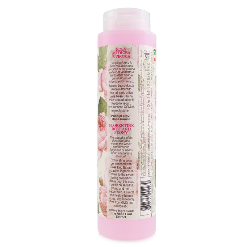 Romantica Exhilarating Shower Gel With Rosa Canina Florentine Rose & Peony 251446