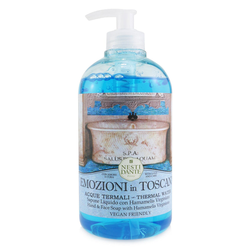 Emozioni In Toscana Hand & Face Soap With Hamamelis Virginiana Thermal Water 251448