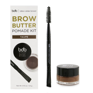 Brow Butter Pomade Kit: Brow Butter + Mini Duo Brow Definer # Taupe 251947