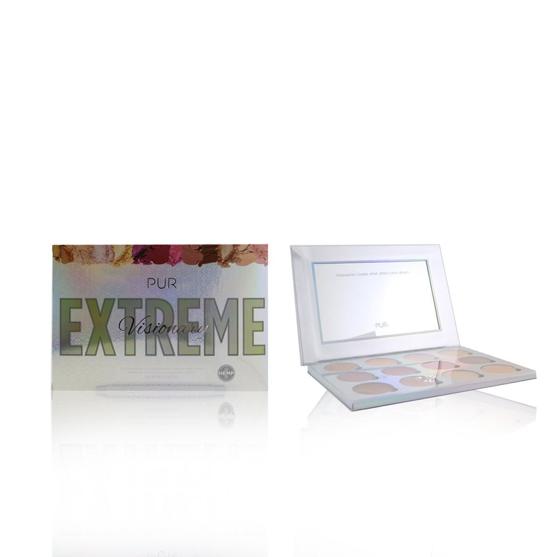 Extreme Visionary 12 Piece Magnetic Eyeshadow Palette 252123