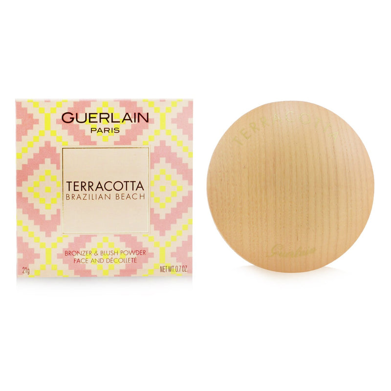Terracotta Brazilian Beach Bronzer & Blush Powder 252219
