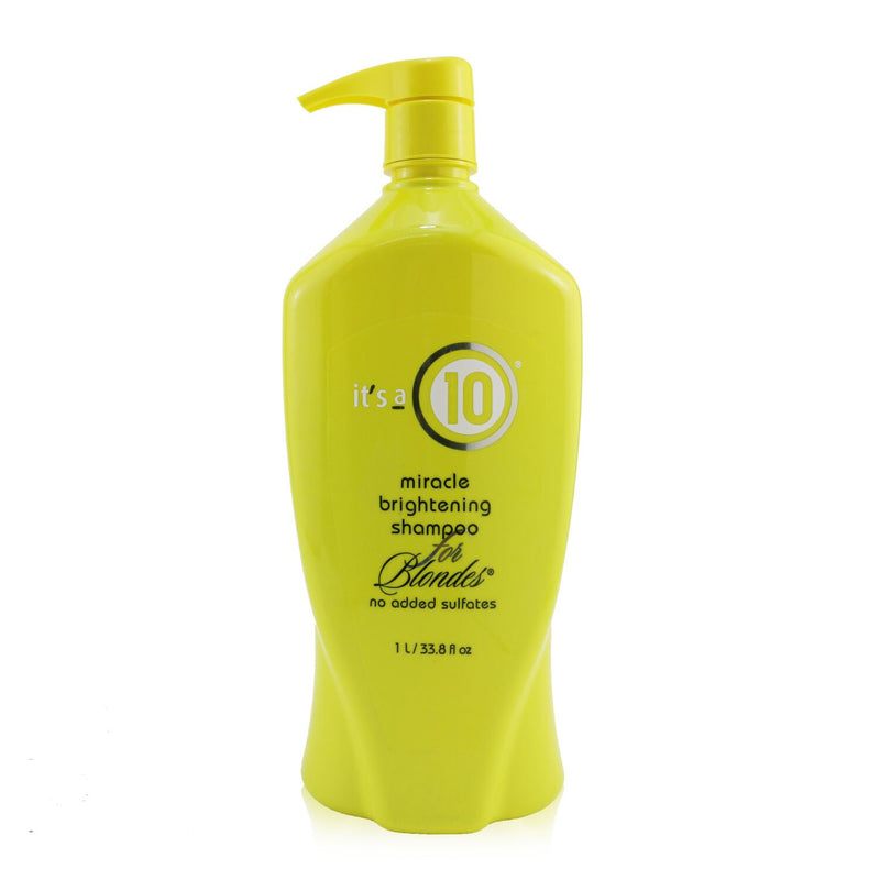 Miracle Brightening Shampoo (For Blondes) 253095
