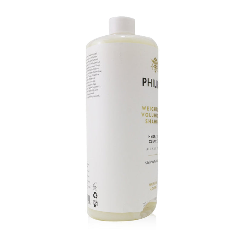 Weightless Volumizing Shampoo All Hair Types (Bottle Slightly Crushed) 254574