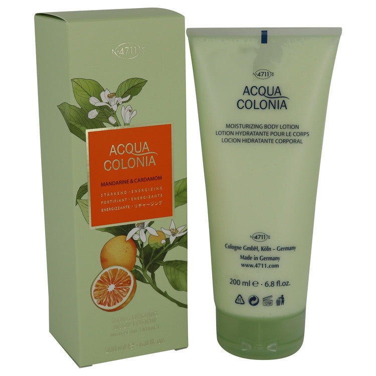 Load image into Gallery viewer, 4711 Acqua Colonia Mandarine & Cardamom Body Lotion