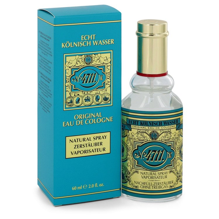 4711 Cologne Spray (Unisex) By Muelhens