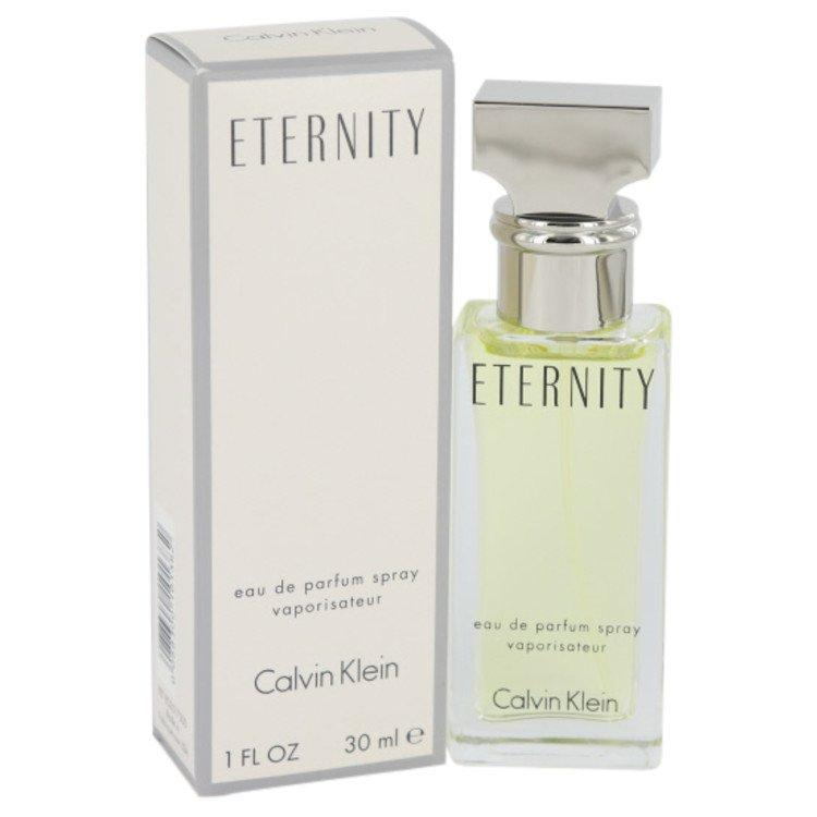 Eternity Eau De Parfum Spray By Calvin Klein 413087