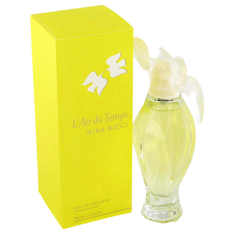 L'air Du Temps Eau De Toilette Spray Refillable By Nina Ricci 418047