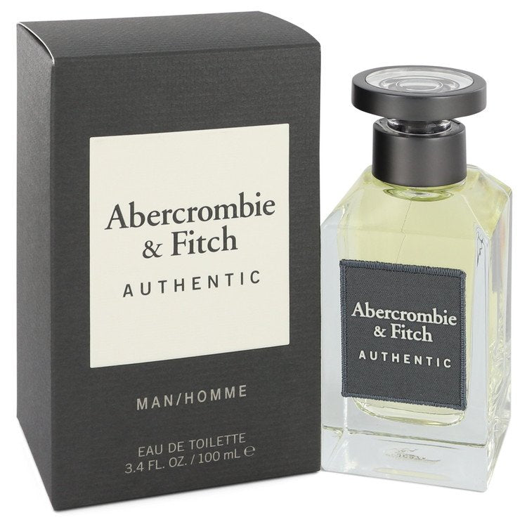 Abercrombie & Fitch Authentic Eau De Toilette Spray By Abercrombie & Fitch 545988