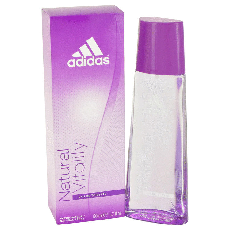 Adidas Natural Vitality Eau De Toilette Spray By Adidas 483391