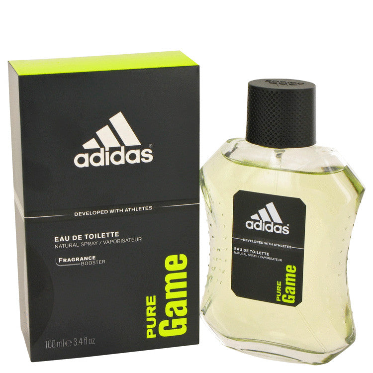 Adidas Pure Game Eau De Toilette Spray By Adidas 481272