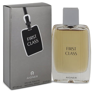 Aigner First Class Eau De Toilette Spray By Etienne Aigner 543608