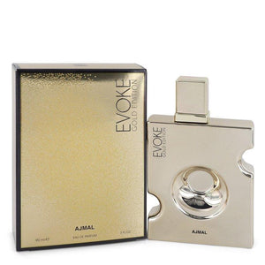 Evoke Gold Eau De Parfum Spray By Ajmal 545339