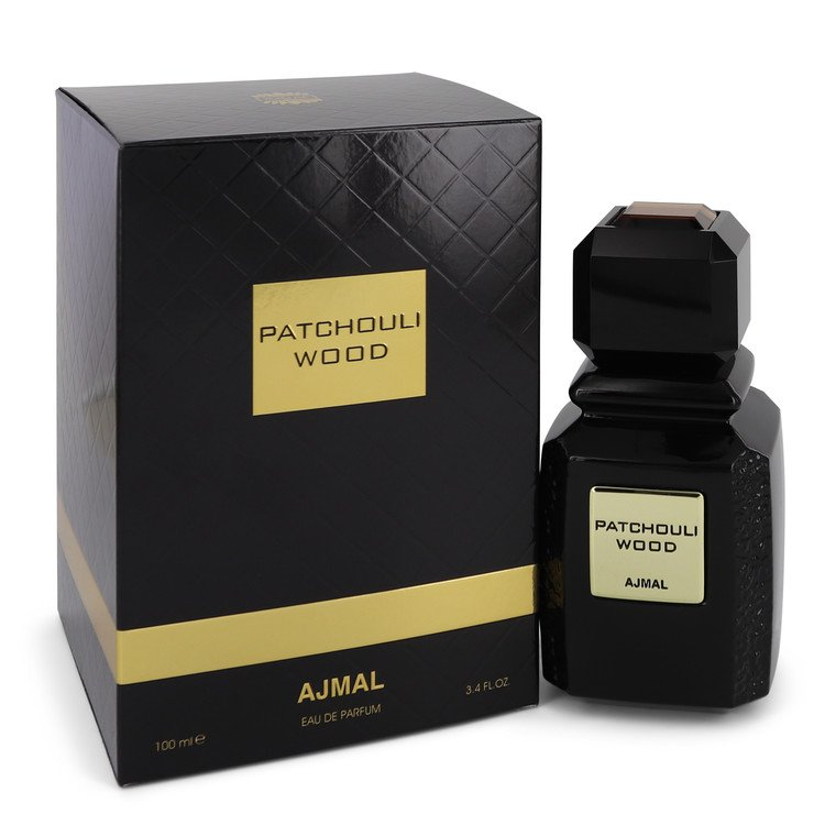 Ajmal Patchouli Wood Eau De Parfum Spray (Unisex) By Ajmal 543847