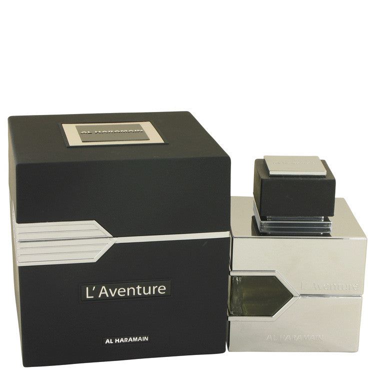 L'aventure Eau De Parfum Spray By Al Haramain 533840