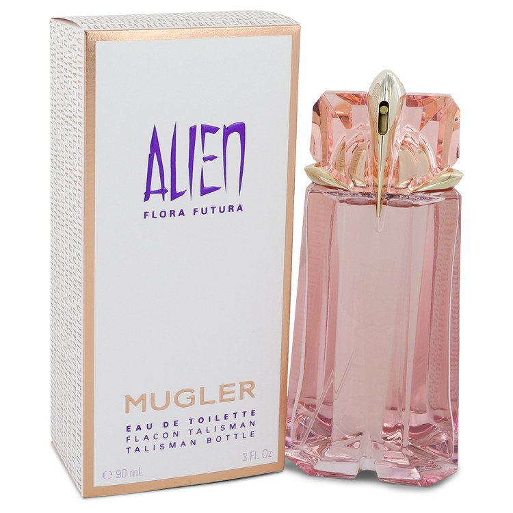 Alien Flora Futura Eau De Toilette Spray By Thierry Mugler 550515