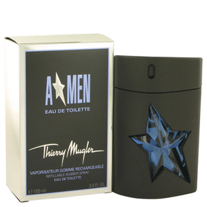 Angel Eau De Toilette Spray Refillable (Rubber) By Thierry Mugler   499398