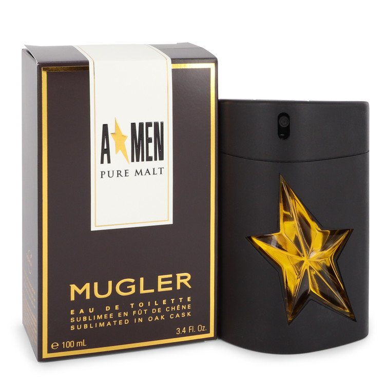 Angel Pure Malt Eau De Toilette Spray (Limited Edition) By Thierry Mugler 514055
