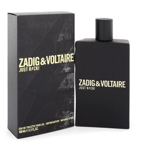 Just Rock Eau De Toilette Spray By Zadig & Voltaire 548585