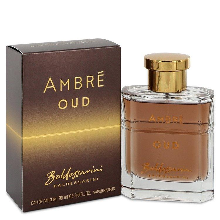 Baldessarini Ambre Oud Eau De Parfum Spray By Hugo Boss 543611