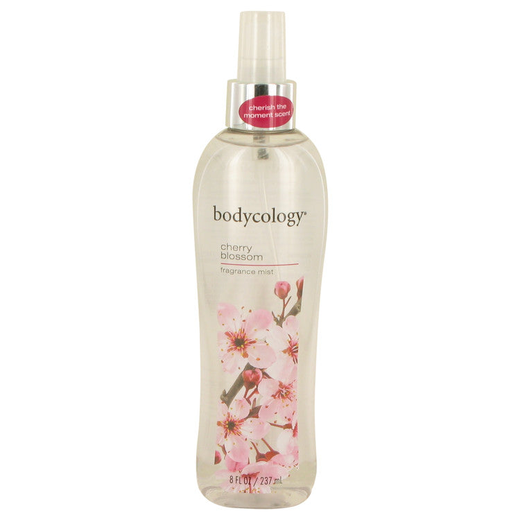 Bodycology Cherry Blossom Cedarwood And Pear Fragrance Mist Spray By Bodycology 538301