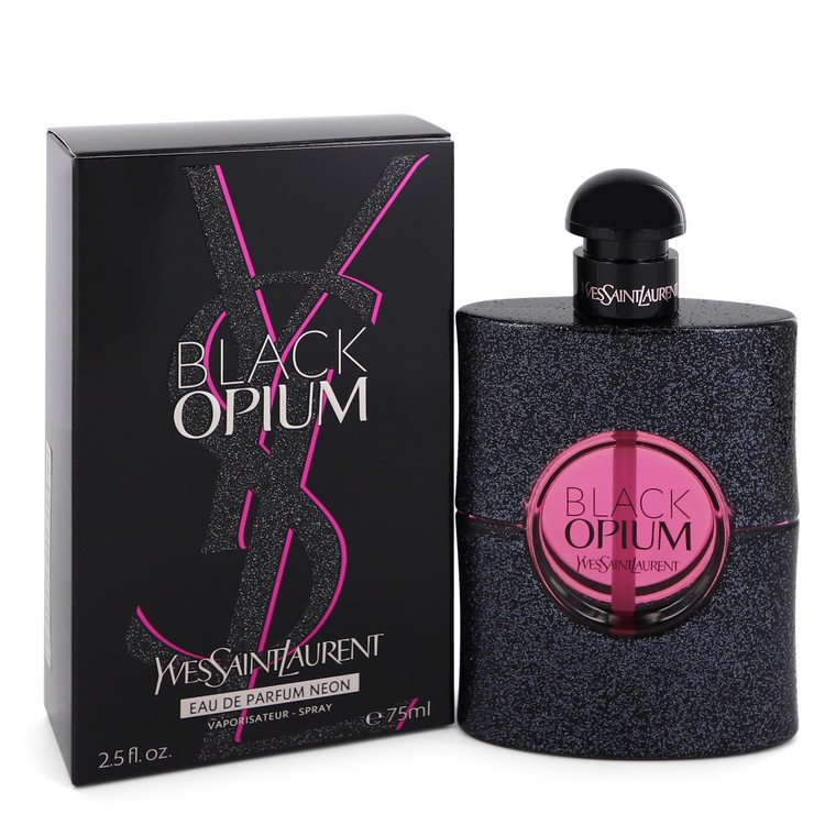 Black Opium Eau De Parfum Neon Spray By Yves Saint Laurent