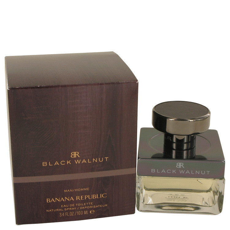 Banana Republic Black Walnut Eau De Toilette Spray By Banana Republic 458074