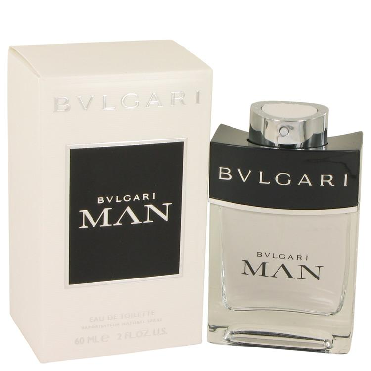 Bvlgari Man Eau De Toilette Spray By Bvlgari 489377
