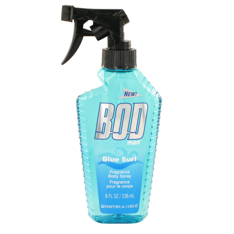 Bod Man Blue Surf Body Spray By Parfums De Coeur 502382