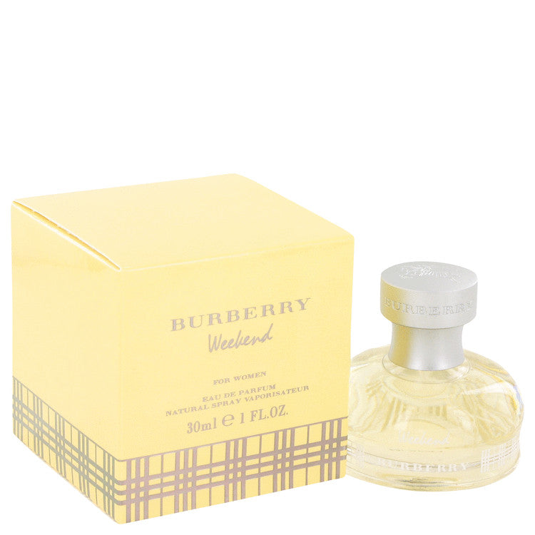 Weekend Eau De Parfum Spray By Burberry 402430