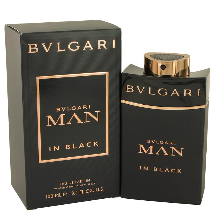 Bvlgari Man In Black Eau De Parfum Spray By Bvlgari 515868