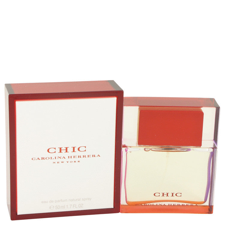 Chic Eau De Parfum Spray By Carolina Herrera 418318